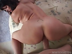 Pov sex in doggystyle features her gorgeous ass tubes