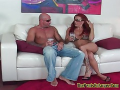 Big tits shannon screwed in the ass by a tattoed guy tubes