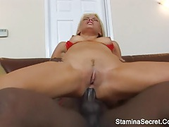 Big cock in her ass 2 tubes