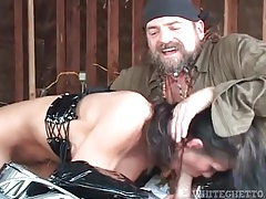 Cocksucking anna nova fucked doggystyle tubes