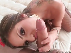 Cocksucking slut yurizan beltran works him in pov tubes