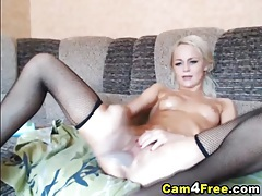 Slim hot russian babe masturbating hard tubes