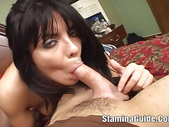 Lorena sanchez -naughty brunette want a big cock on pov tubes