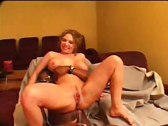 White girl with a fat ass likes lots of black cock tubes