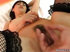 Japanese babe loves cock uncensored tubes