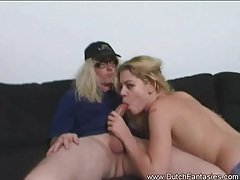 Natural blonde dutch girl tubes