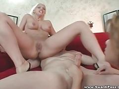 Sativa rose and nicki hunter threesome sex tubes