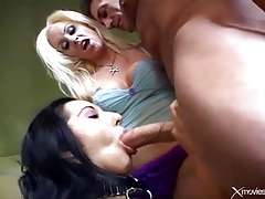 Sex scene with two girls that crave anal sex tubes