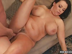 Mature milf with big tits gets a fucking tubes