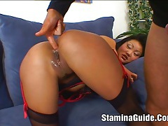 Lucy lee -big tits asian loves doggy style  2 tubes