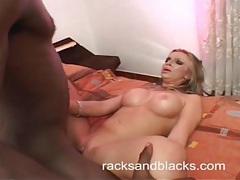 His monstrous black cock fucks a bimbo slut tubes