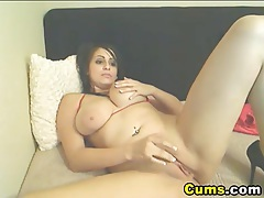 Big titties college girl masturbating tubes