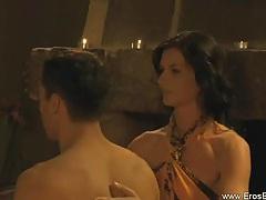 Intimate male massage tubes