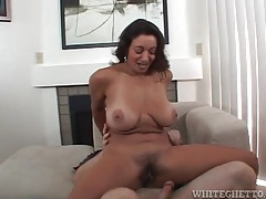 Great blowjob and a beautiful cock ride with hottie tubes