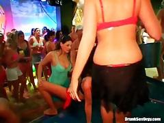 Bikini bodies on babes at hardcore party tubes