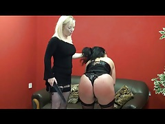Femdom video with pain for the fat submissive tubes