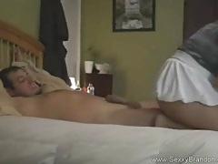 Kinky brunette amateur play tubes
