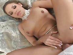 Fat cock fucks pierced nipples girl in pov video tubes