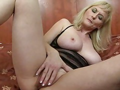 Monik is a blonde milf with big tits and an ass ready to be fucked! tubes
