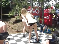 Nudist festival has some serious hotties tubes
