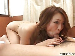 Japanese babe takes a hard deep fucking uncensored tubes