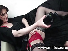 Mofo picks up a milf whore and fucks her tubes