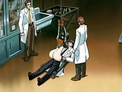 Scientists gangbang big titty hentai girl tubes