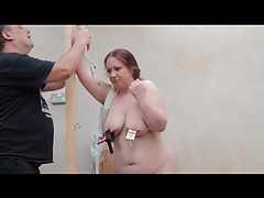 Torture pain for the fat girl looks so sexy tubes