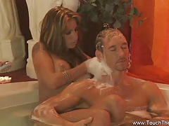Turkish massage from erotic blonde tubes