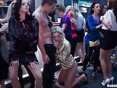 Fucked holes on hot women in a party video tubes