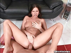 Pov anal sex with big cock taking her ass tubes