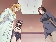 Hentai dickgirl sex with two busty beauties tube