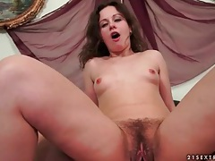 Pov blowjob and hairy pussy cock ride video tubes