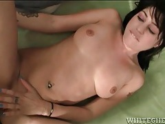Young lady fucked in the asshole from behind tubes