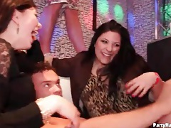 Horny women banged at wild hot party tubes