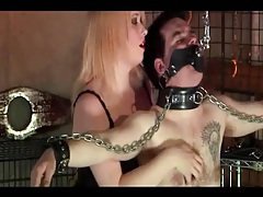 Milf makes her husband obey her tube