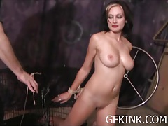 Slavegirl bdsm practice tubes