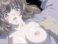 He unwraps her hentai body and fucks her hardcore tubes