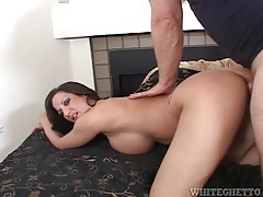 Curvy mom doggystyle and cock riding sex tubes