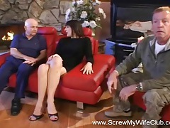 Hubby no likey his wife fucking a stranger tubes
