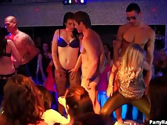 Damn fine dirty dancing with chicks at party tubes