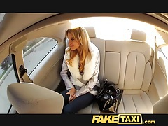 Faketaxi angel is pounded by my big cock on my taxi tubes