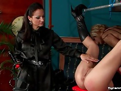 Sissy guy and mistress dominate submissive girl tubes