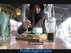 Publicagent homeless girl gets fucked to pay for hotel tubes