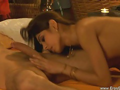 Beautiful bj from bollywood brunette tubes