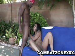 Samoa - big ass black bitch fucking outdoors tubes