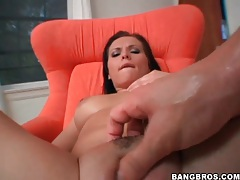 Handjob and hot anal sex with katja kassin tubes