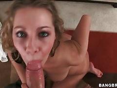 Cute blonde mysti may sucks and fucks big cock tubes