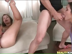 Sexy euro women suck dick passionately tubes