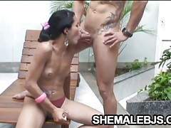 Fernandinha - shemale is the oral sex expert tubes
